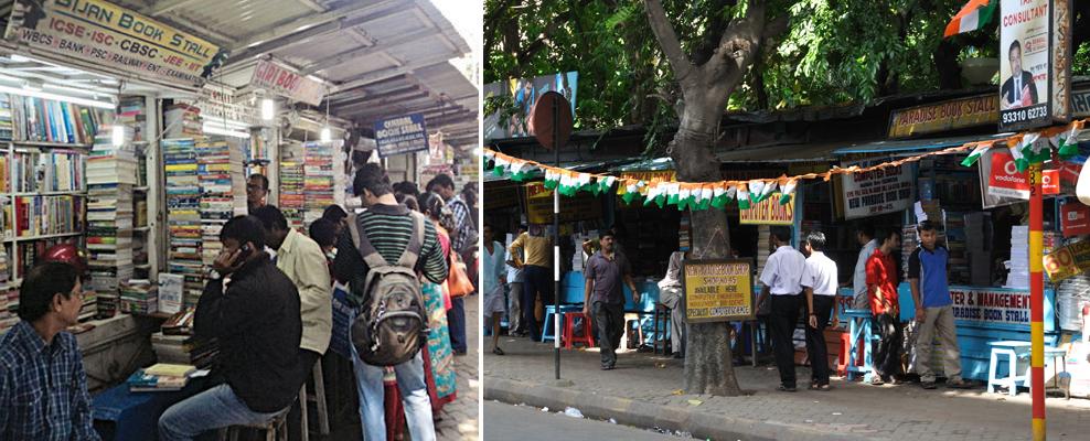 College Street Book Market